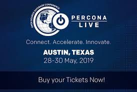 Percona Live Austin 2019